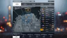 The battlelog interface from battlefield