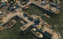 Docks in Anno 2700