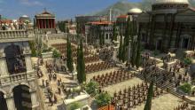 Empires in Rome