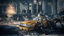 Screenshot of the Division