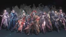 The game is expected to be released with 18 playable classes.