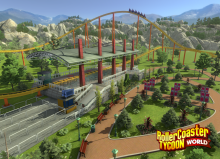 Make your coasters go places no coaster has gone before.