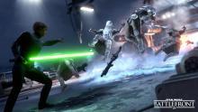 Play as Luke Skywalker in Star Wars Battlefront