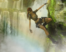 tomb raider legend lara