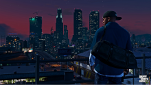 Los Santos in all its beauty