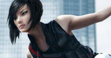 Faith from Mirror's Edge looks amazing