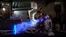 Droids are handy for keeping secret messages.