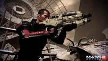 My, Shepard, what a big gun you have!