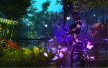 Guild Wars 2 has some of the most vivid environments in an MMO