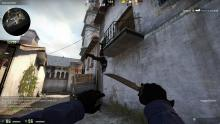 Even the basic knife is useful in Counter-Strike: Global Offensive. It is a deadly weapon that also allows players to run faster.
