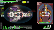 The fate of the galaxy all relies on your ship in FTL.
