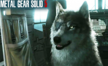 That...is definitely Snake's dog