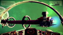 Oh sure, they get all the cool ships