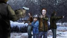 Don't mess with Clementine... she's BADASS