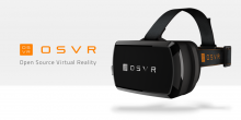 The OSVR, or Open Source Virtual Reality headset is an entirely open-source VR headset. Players with the technical know-how can build their own.