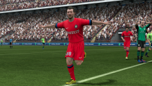 Customize the way your player celebrates
