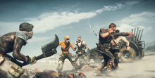 You will have various melee options in Mad Max
