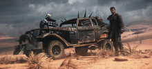 Collect resources to create the ultimate vehicle