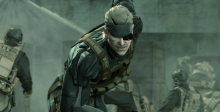 Metal Gear Solid will be a relentless battle for the salvation of mankind