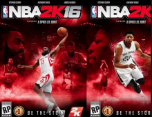 The game will have more than one game cover