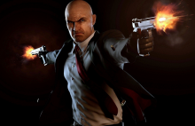 Agent 47 in all his glory