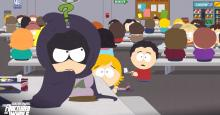 Mysterion goes on a quest at his school cafeteria.