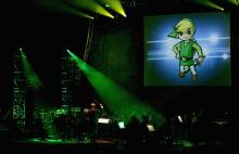 A video game music festival wouldn't be complete without the legendary Nintendo franchise! (Photo by Kevin Loh, taken from http://videogameslive.com/gallery/v/flyers/)