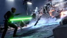 Luke uses a Forceful Strategy