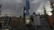 Half-Life's events take place in a rather desolate setting.