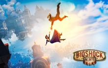 BioShock Infinite takes place in the incredible city of Columbia which floats thousands of feet in the air.