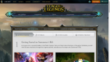 Riot's looking out for all the new players (did anyone say fresh meat??)