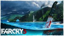 Lose yourself in the paradise jungles of Far Cry.
