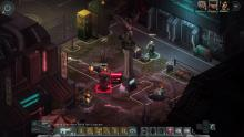 An example of combat in Shadowrun Dragonfall