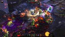 The combat is colorful and fun in Diablo!
