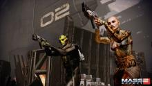 Two incredible characters in the Mass Effect series, Thane and Jack
