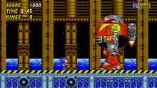 Dr. Eggman gets points for flair.