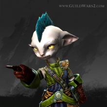 WE WANT YOU to play Guild Wars 2.