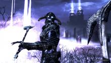Explore the Soul Cairn in Skyrim - filled with enemies like this one.