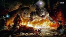 Battling dangerous beasts.