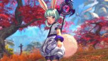 The Adorable Lyn of Blade and Soul offers the chance to be a summoner, force master, or blade dancer.