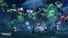 Explore the beautiful, colorful world of Xenoblade Chronicles.