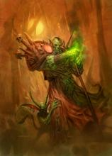 Guldan is a key antagonist in the World of Warcraft.