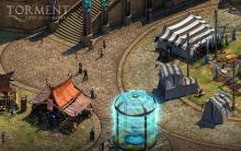 Gameplay preview shows the format to expect in Torment.