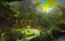 Torment features a large variety of stunning landscapes.