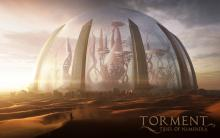 The cities in Torment are expected to be intricate and interesting.