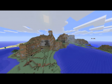 How can blocky landscapes look this awesome?