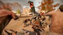Destroy zombies with extreme prejudice