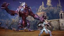 Can you annihilate Fimbrilisk, one of TERA's many massive foes?