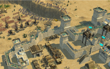 Tactically plan your way to victory. Surround and surprise your enemies or fortify your defenses and wait it out. Your options are limitless, but your troops aren't.