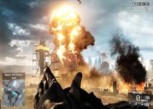 Blow up nearly everything in the latest and largest BF4